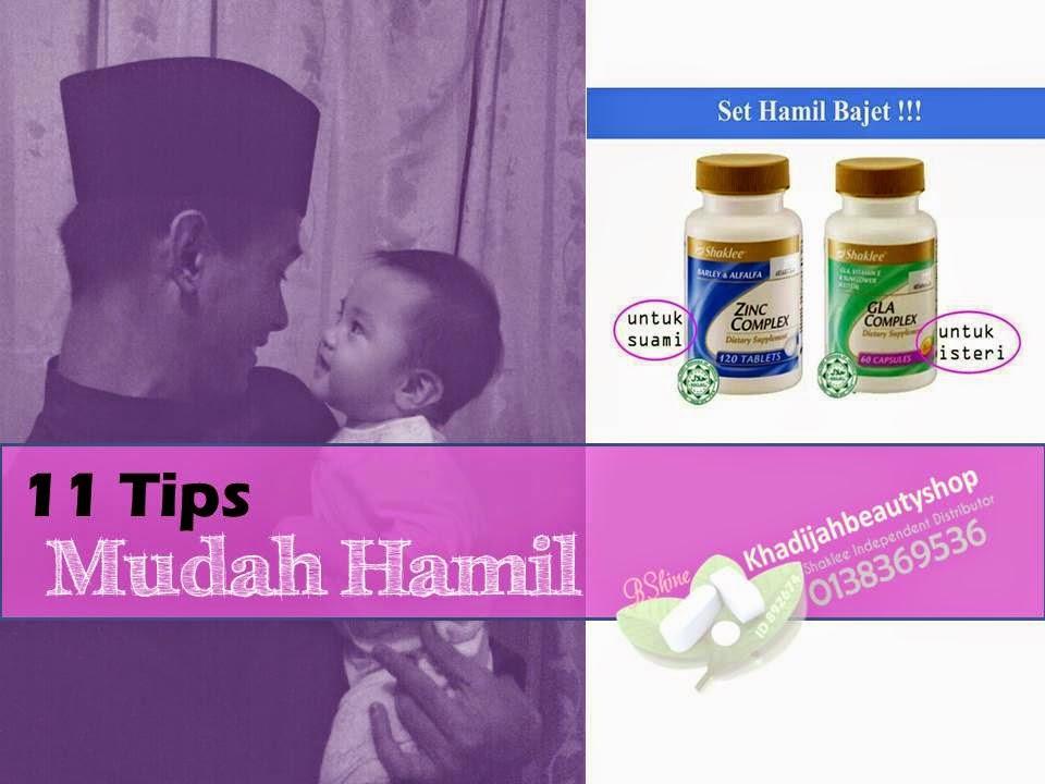 tips mudah hamil