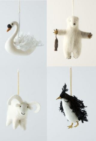 FABULOUS ALERT!: Cutest Christmas Ornaments Ever