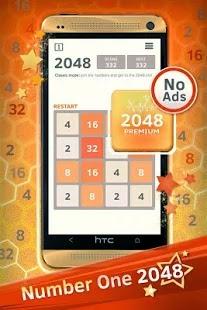 2048 Number Puzzle Premium Apk Android