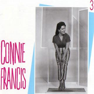 Connie Francis – Kissin', Twistin', Goin' Disc 03