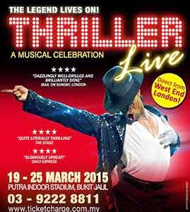 Thriller Live: A Musical Celebration