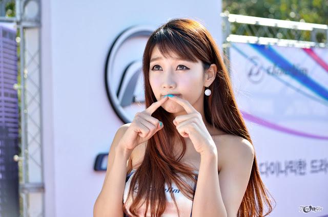 5 Go Jung Ah at at KSRC R4 2012-Very cute asian girl - girlcute4u.blogspot.com