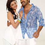 Kajal Agarwal,Karthi in Naa Peru Shiva Movie Stills