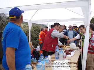 Calcenada Moncayo Visita por el Moncayo Aragón Senderismo