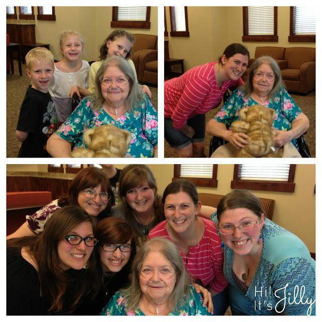 Visiting Grandma | Hi! It's Jilly