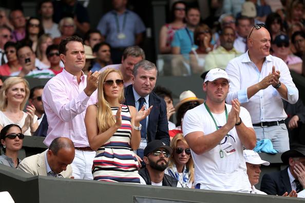 Jelena Ristic 2013 Wimbledon Final