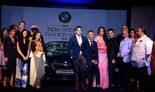 BMW India Bridal Fashion Week 2015 is Ready To Start | Designers of India Bridal Fashion Week 2015
