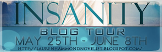 Review: Insanity (Asylum #1) by Lauren Hammond