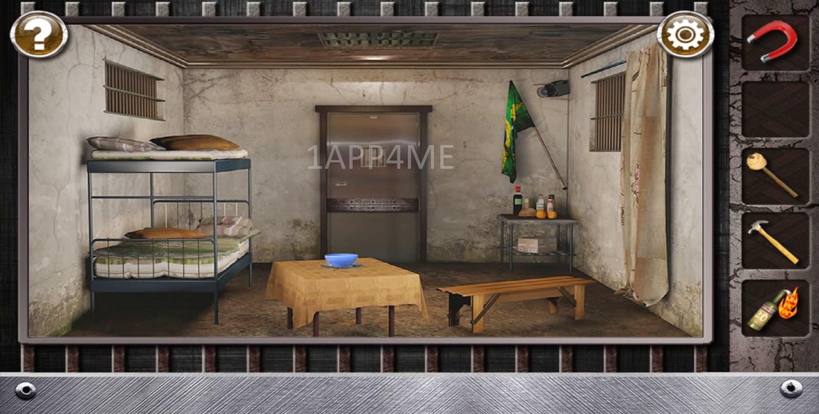 Escape The Prison Room Level 5 Solution Walkthrough