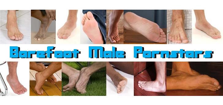 barefoot male pornstars