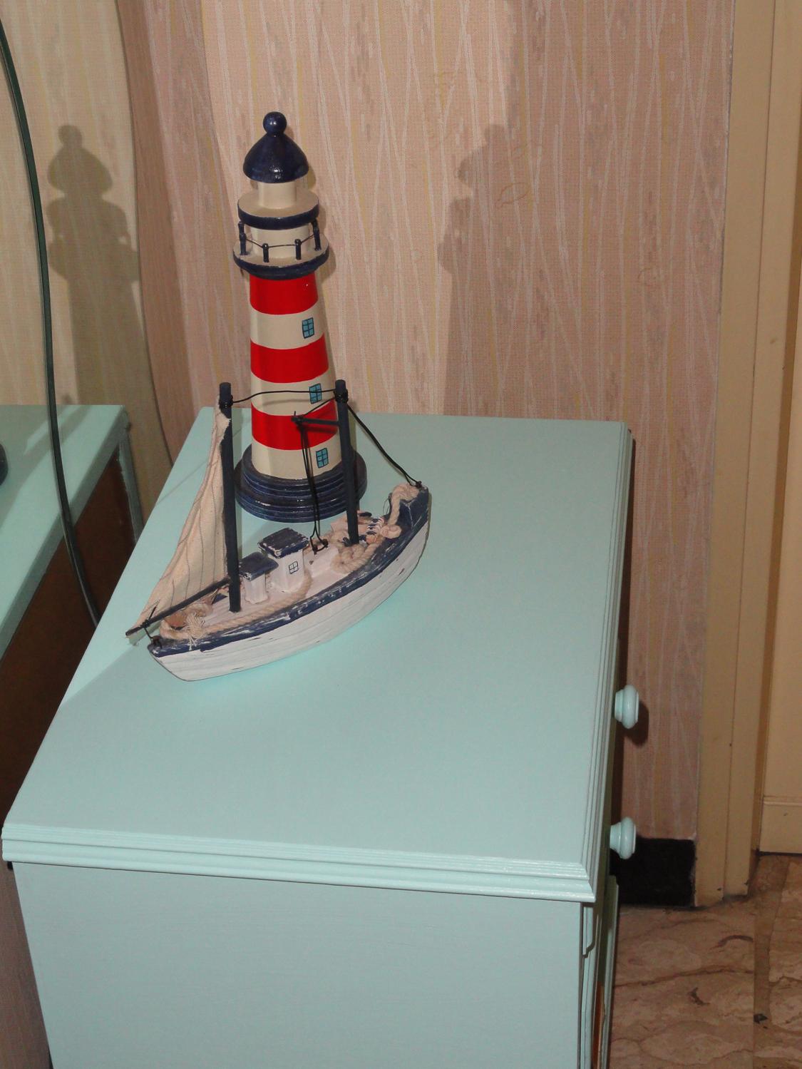 Il nuovusato my 50 39 s style seaside home part two la mia for Quadretti ikea
