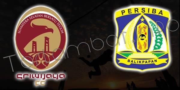 Sriwijaya FC VS Persiba Balikpapan 5 Januari 2013