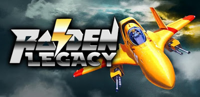 Raiden Legacy Apk Game + sd data Free