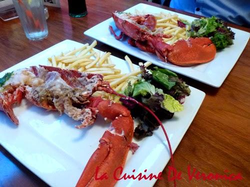 La Cuisine De Veronica Rock Lobster Seafood Bar and Grill