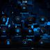 Next Launcher Theme RubberBlue v1.2 Apk