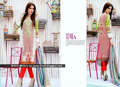 Ittehad Swiss / Rangoli / Cool Breeze Lawn Catalog