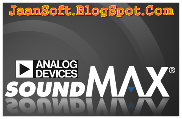 SoundMAX HD Audio Driver 6.10.02.6585 For Windows