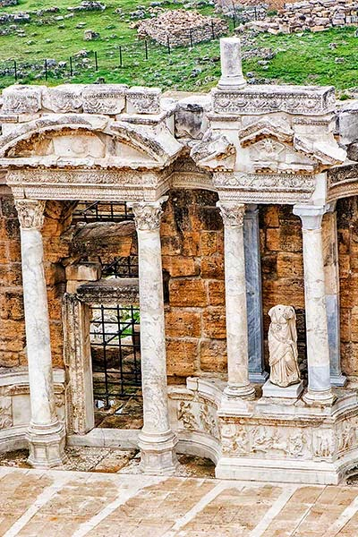 Hierapolis Theatre Scaenae