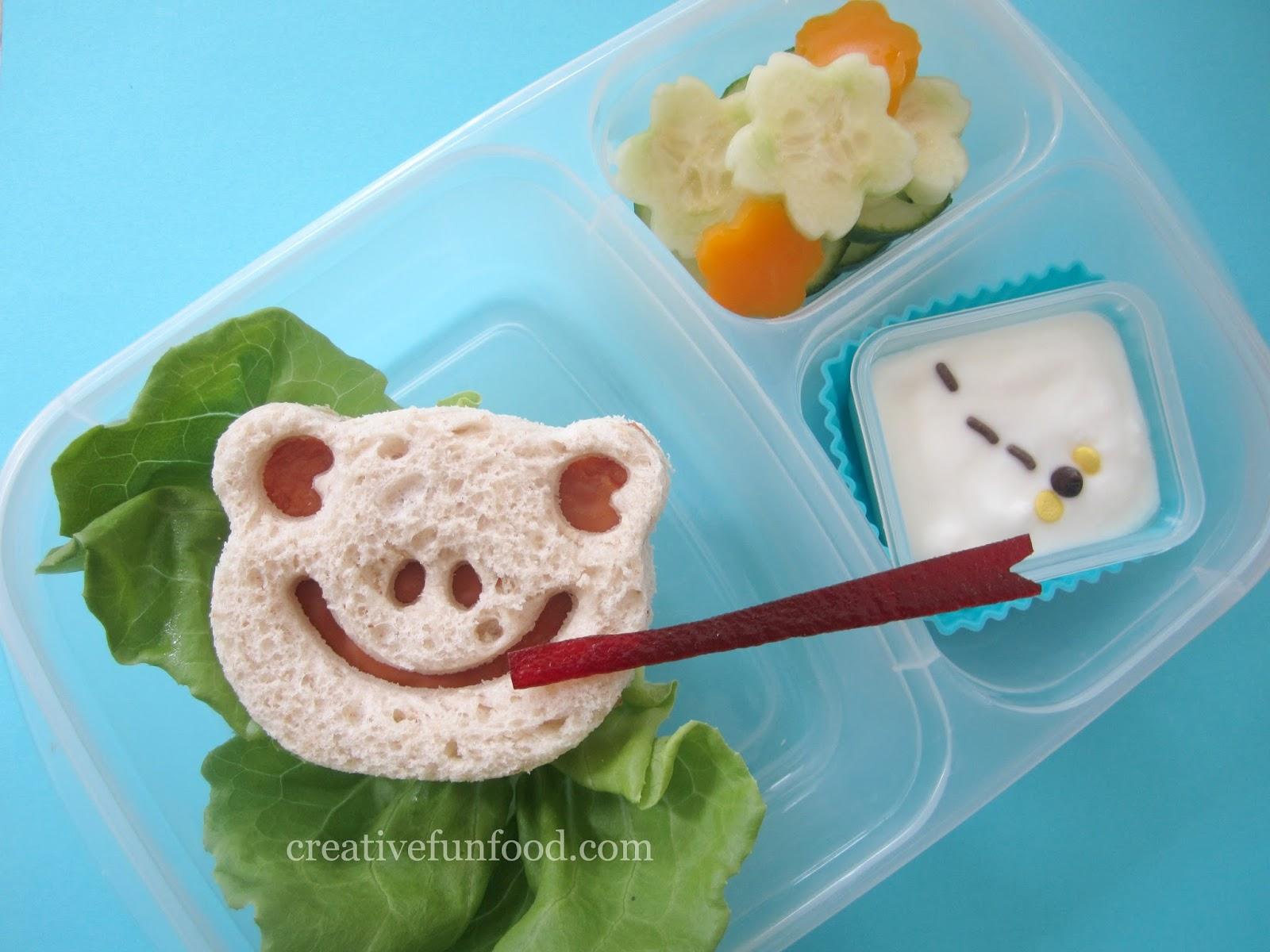 Creative Food: August 2013