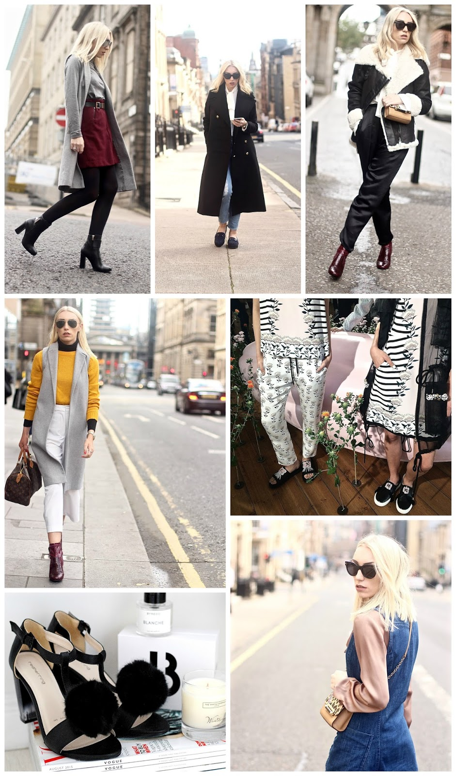 florals and corals, lucy connelly, red herring shows, herald fashion awards finalist, h&m x balmain, fashion blogger, scottish bloggers, #scotstreetstyle