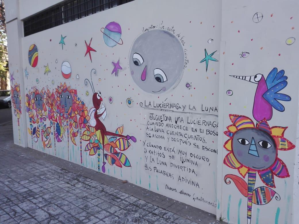 La luciérnaga y la luna, con Elizabeth Aguillón