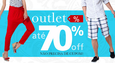 Dafiti - Outlet com 70% OFF