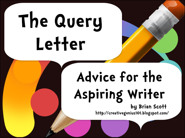 The Query Letter: Advice for the Aspiring Writer