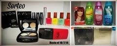 """Sorteo """"makeupandcares"""""""