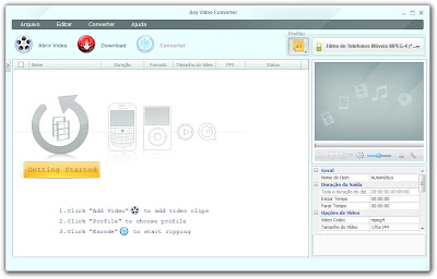 download any video converter 3.23,mega interessante,programas