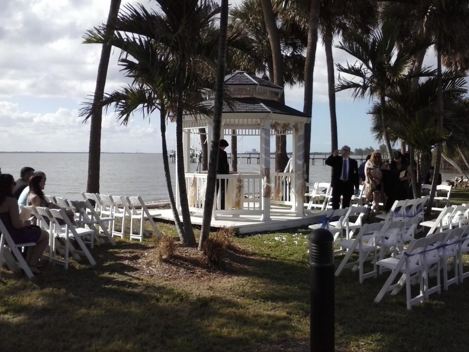 South Florida Gig Log And Event DJ Venues Pietros On The River Jensen Beach Hutchinson Island Wedding Venue