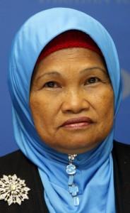 projek IC Mahathir, Siti Aminah Mahmud