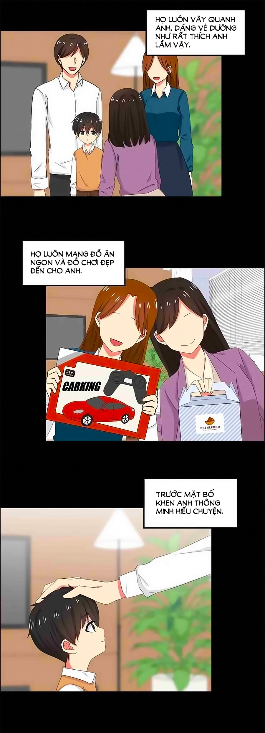 Đại Thần Tình Yêu Chớ Chạm Tôi Chap 50 Upload bởi Truyentranhmoi.net