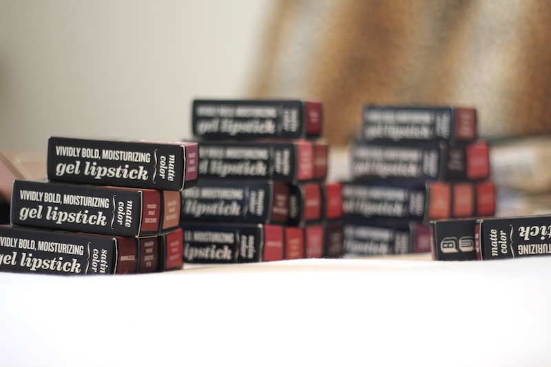 Bold Gel Lipstick Buxom