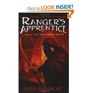 rangers apprentice the burning bridge book report 1st in popular series has positive characters, some battles read common sense  media's the ruins of gorlan: the ranger's apprentice, book 1 review, age.