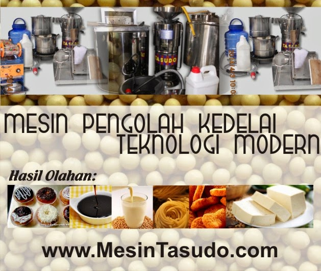 Mesin Tasudo Untuk Membuat Tahu Magnesium