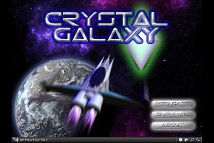 Crystal Galaxy__水晶銀河爭霸 (DHTML)
