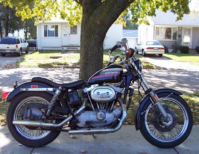 Harley       Davidson    FLFLH 197374 Motorcycle Electrical