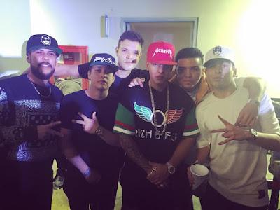 Raperos famosos que han colaborado con reggaetoneros