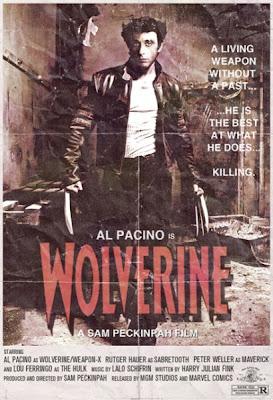 80s Wolverine