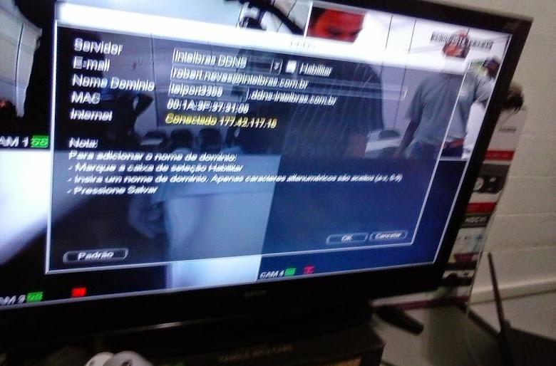 monitoramento camara IP