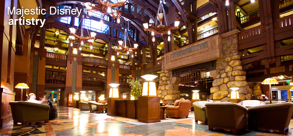 DisneyDaniel's Tips and Tricks: Grand Californian Hotel and Spa