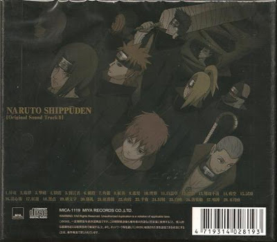 7 Soundtrack Naruto Terbaik