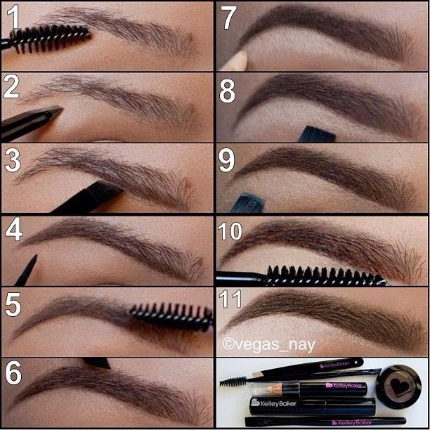 How to do perfect eye makeup at home