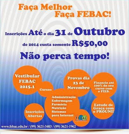 Vestibular FEBAC