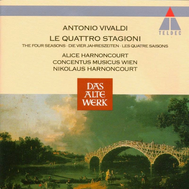 Vivaldi y Harnoncourt