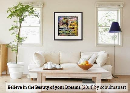 decorating ideas | inspiration art by @schulmanArt