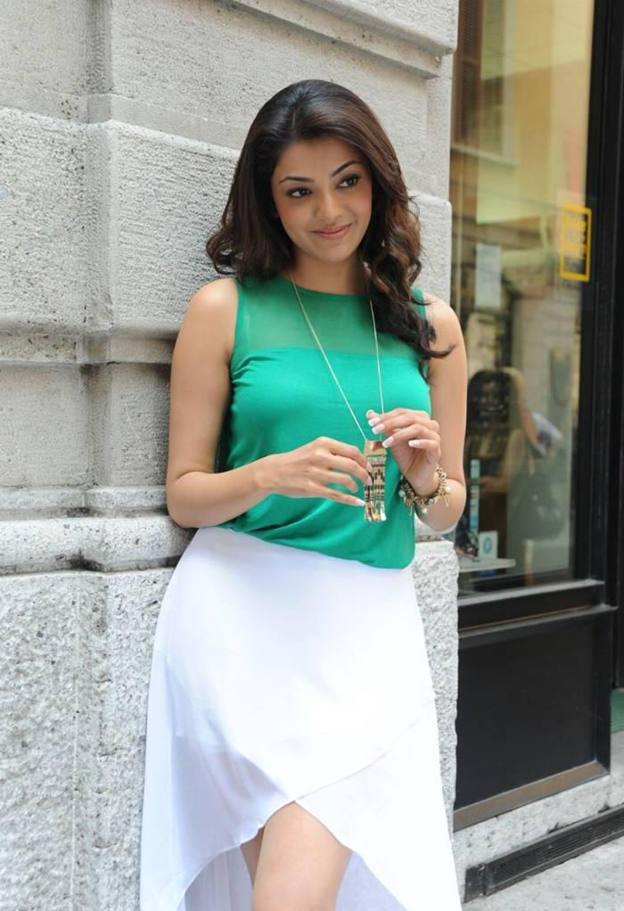 Kajal Agarwal Europe Photoshoot