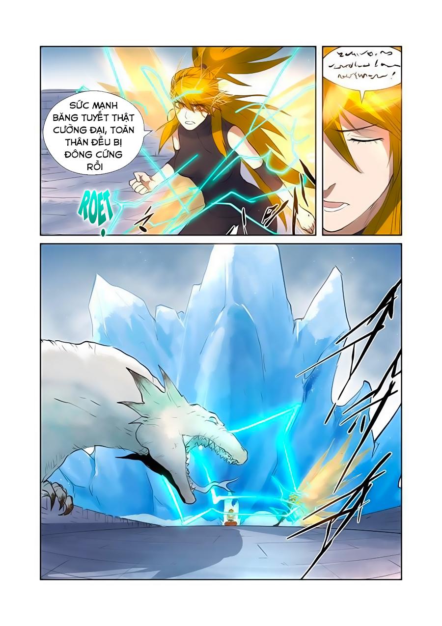 Yêu Thần Ký chap 181.5 - Trang 5