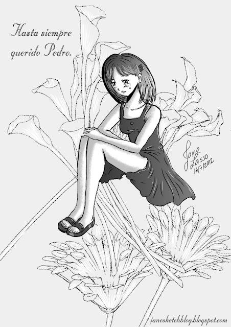 Dibujo hecho en Manga Studio