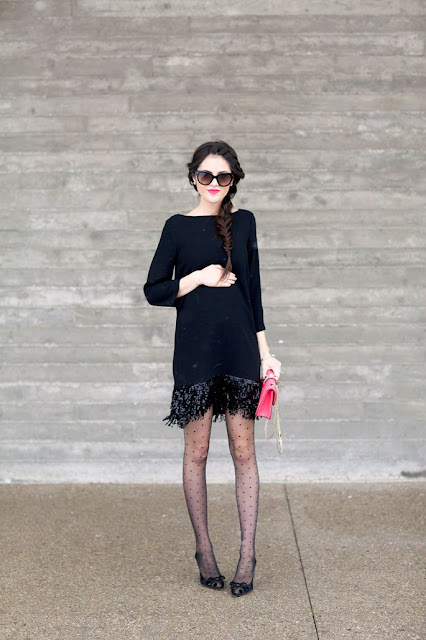 lbd, what to wear for new years eve, outfit idea, dressed up
